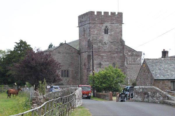 St Andrews Church, Greystoke